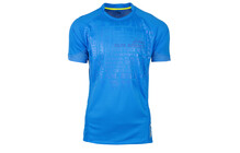 Asics Men's SS Graphic Tee surf blue